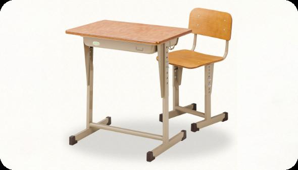 可動式 机・椅子