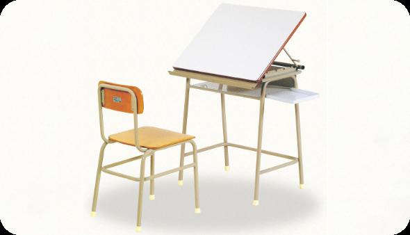 特別教室用 机・椅子