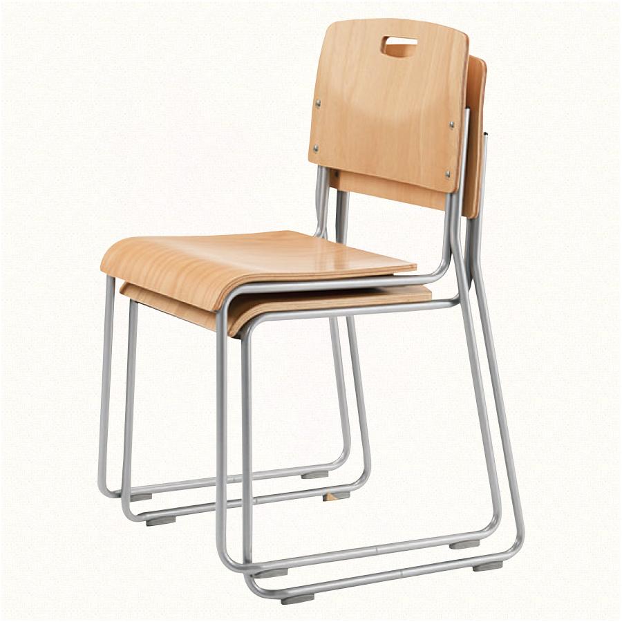 講義椅子 IMサークル2 (スタック式)