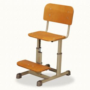 椅子:足載せ付養護椅子: FC-GX