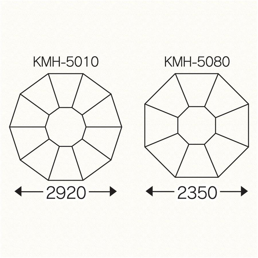サークルデスク:KMH-5010(10本1組)