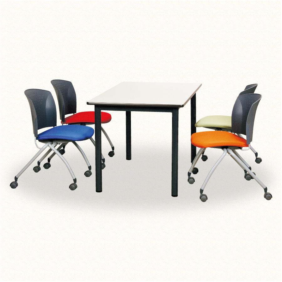 ミーティングテーブル(4人用):MM-4