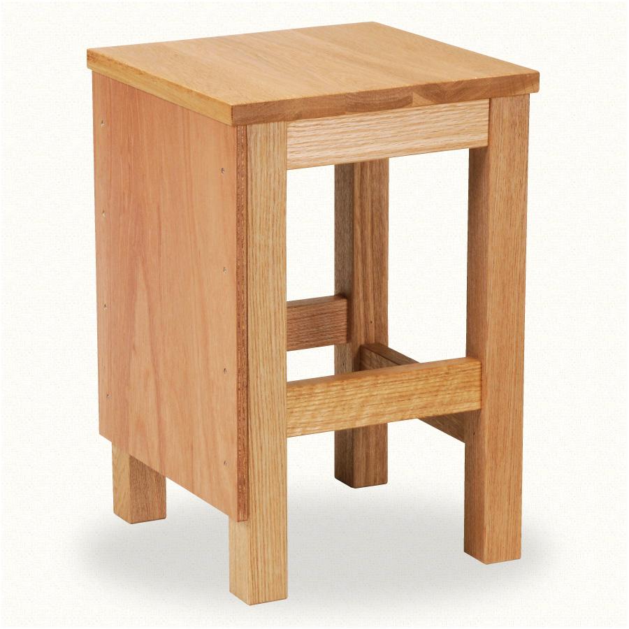 木製角椅子:PM-40
