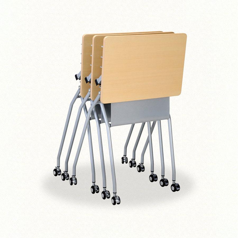 キャスター付机・椅子