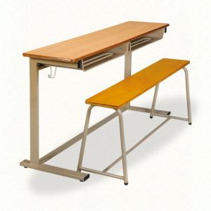 そろばん塾 机・椅子