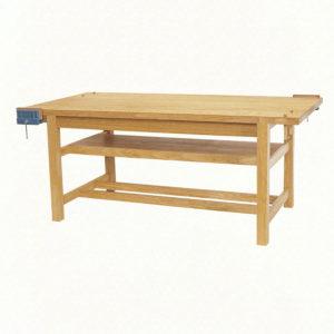 生徒用木工工作台