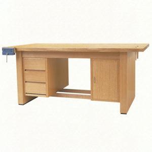 教師用木工工作台